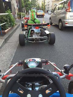 maricar akihabara street go-kart yoshi