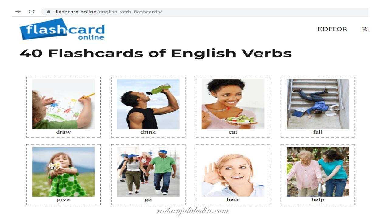 5 Langkah Mudah Bina Kad Imbas Flash Cards Raihan Jalaludin S Blog