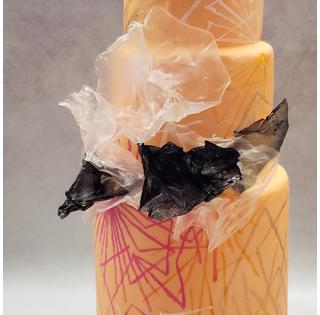 Suzy Khalaf de Slice of Sweet Art inspirée par Michael Ryan Andolsek