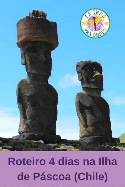 Roteiro de 4 dias na Ilha de Páscoa