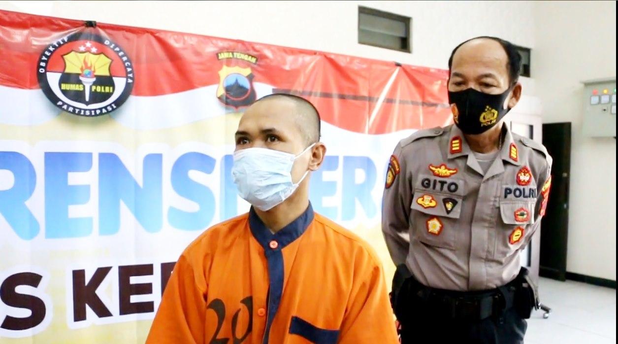 VIDEO: Belum Kapok juga, Pria ini Sudah Enam Kali Masuk Penjara