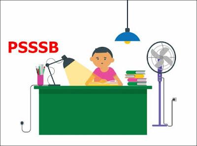 PSSSB Junior Scale Stenographer Question Paper [Part 10]
