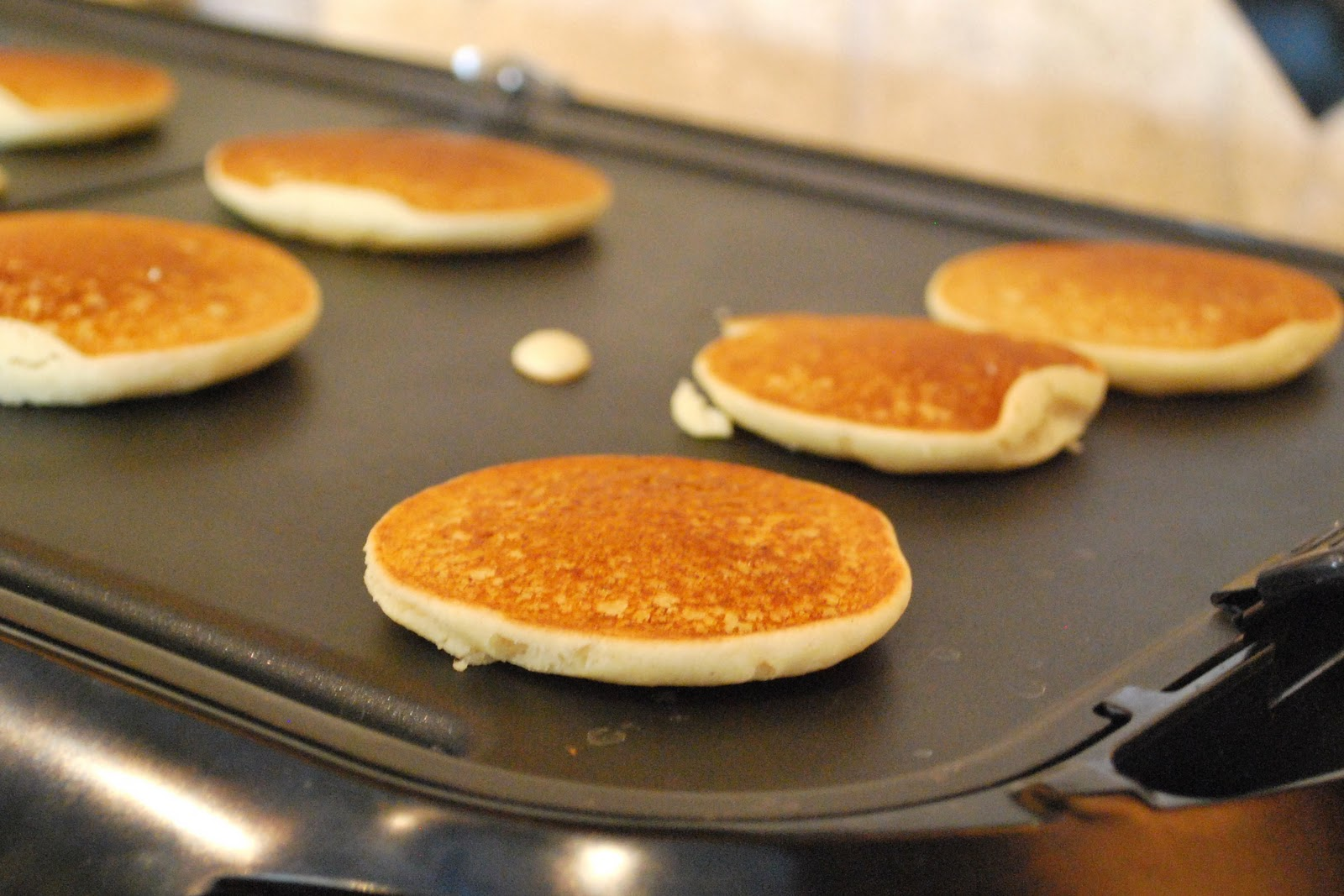 Feeding Jake: Millet Pancake Recipe