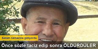 ingilterede 81 yaşındaki müslüman öldürüldü