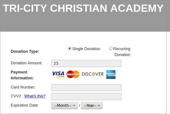 Tri-City Christian Academy