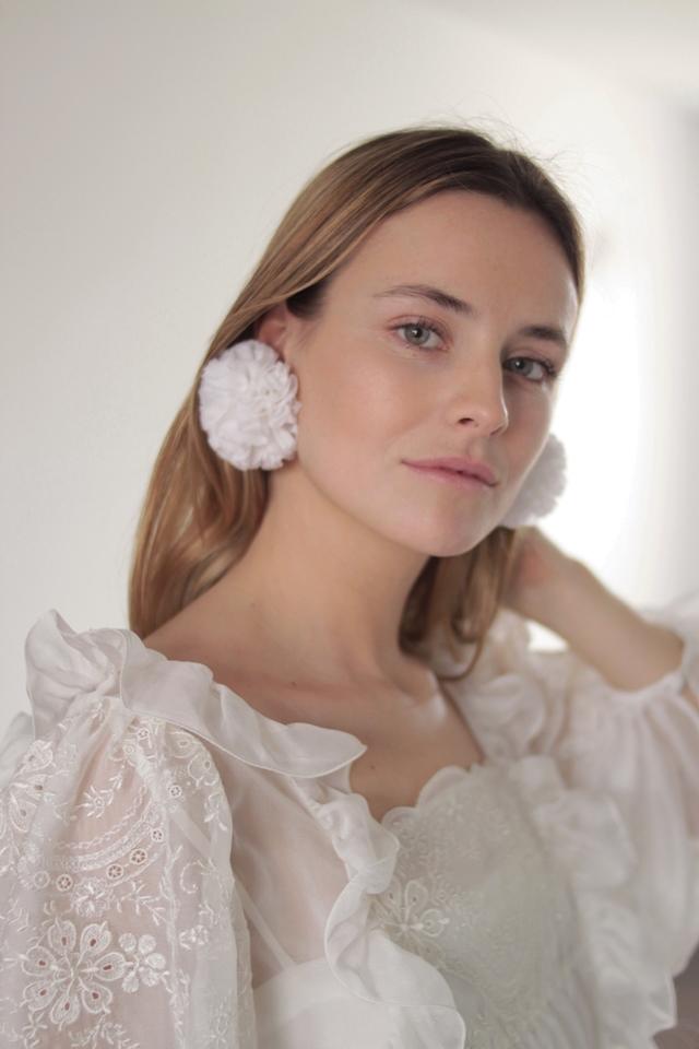 pendientes para novia olvido madrid - blog mi boda