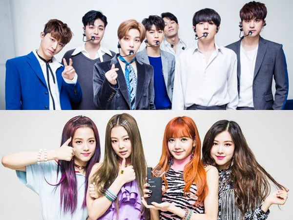 iKON + BLACKPINK Performance on MMA 2018
