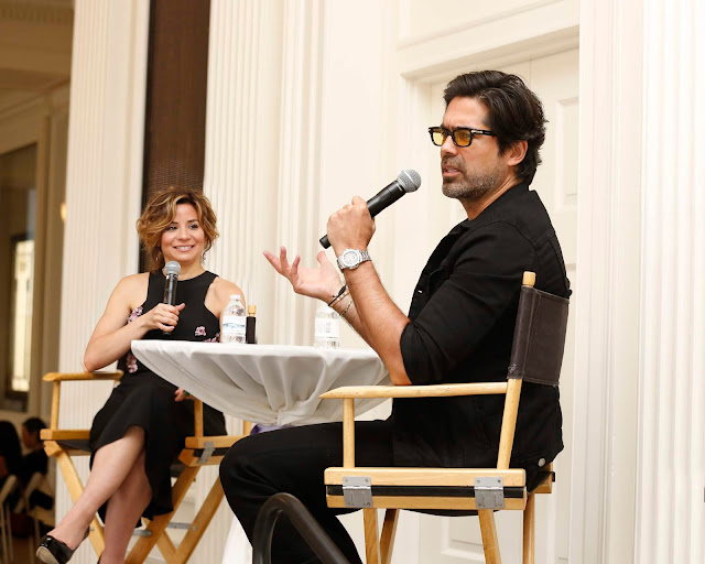 Brian Atwood In-conversation with Susanna Homan, editor and chief of Chicago magazine