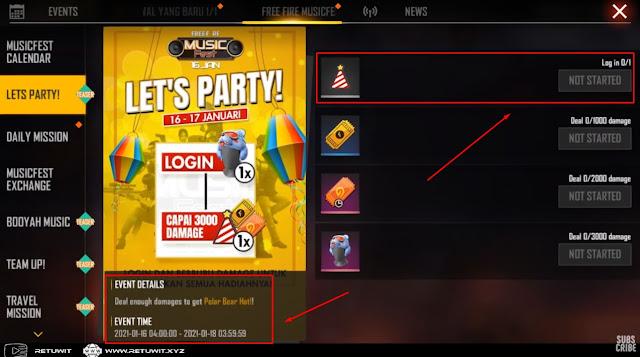 party Hat token