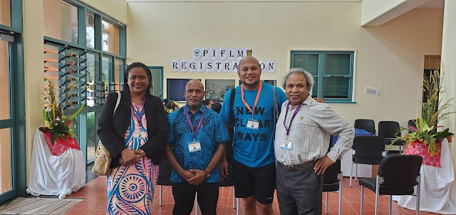Sempat Dihambat, Delegasi West Papua Berhasil Tiba di Tuvalu