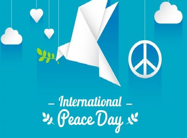 International Day of Peace Wishes Sweet Images