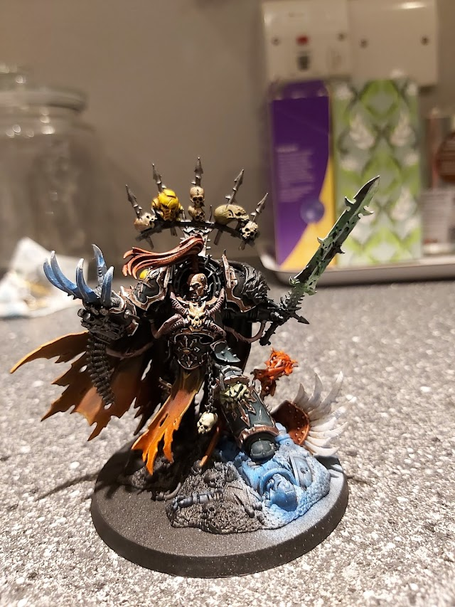 What's On Your Table: Chaos Marines