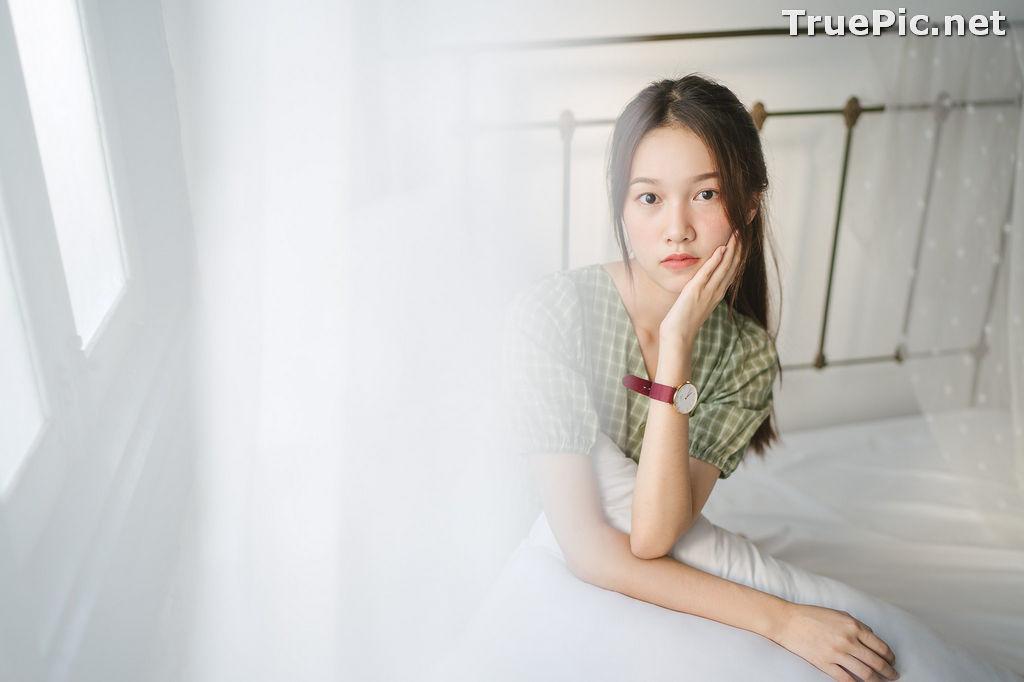 Image Thailand Cute Model - Pimpisa Kitiwinit - Milk Tea Girl - TruePic.net - Picture-5