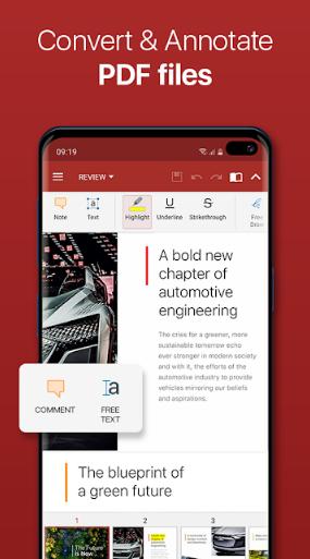تحميل تطبيق Office Suite Pro