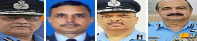 Race Hots Up For The Post of Air Force, Navy Chief. Here Are The Main Contenders
