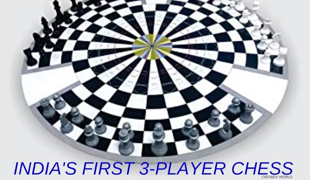 Aditya Nigam Invented India's First Triwizard Chess