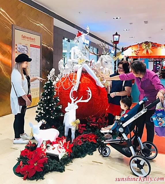 A Dazzling Christmas, Christmas 2019, Fahrenheit88 Christmas, Malaysia Shopping Mall, Christmas Decoration, lifestyle