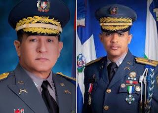Destituyen Director PN Edward Sanchez, nombran al General Eduardo Alberto Then