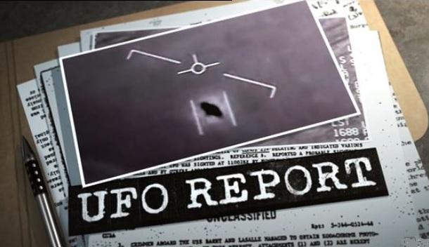 Relatório dos EUA sobre OVNIS- Mais censura