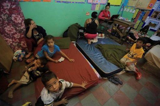 Un 77 % de niños hondureños sufren de desnutrición, dice Unicef