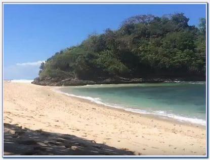 Lokasi Pantai Pulodoro Malang