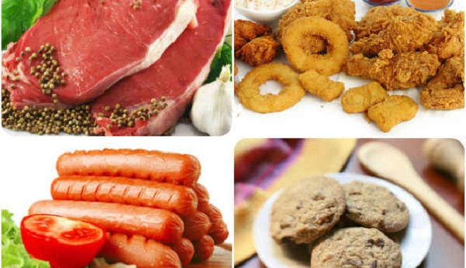 Makanan Yang Bikin Gagal Diet