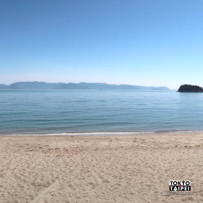 【Tsutsuji莊】直島町營巴士終點站 鄰近美術館區的海灘和咖啡館