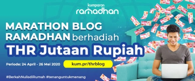 Marathon Blog Kumparan