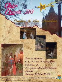Cumbres de San Bartolomé - Belén Viviente 2019