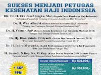 Seminar Kesehatan Haji Jakarta 6 Oktober 2018