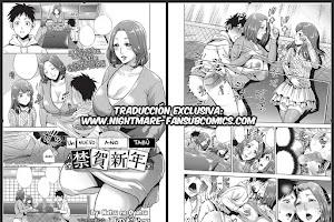[Manga] A New Year's Taboo [Español]