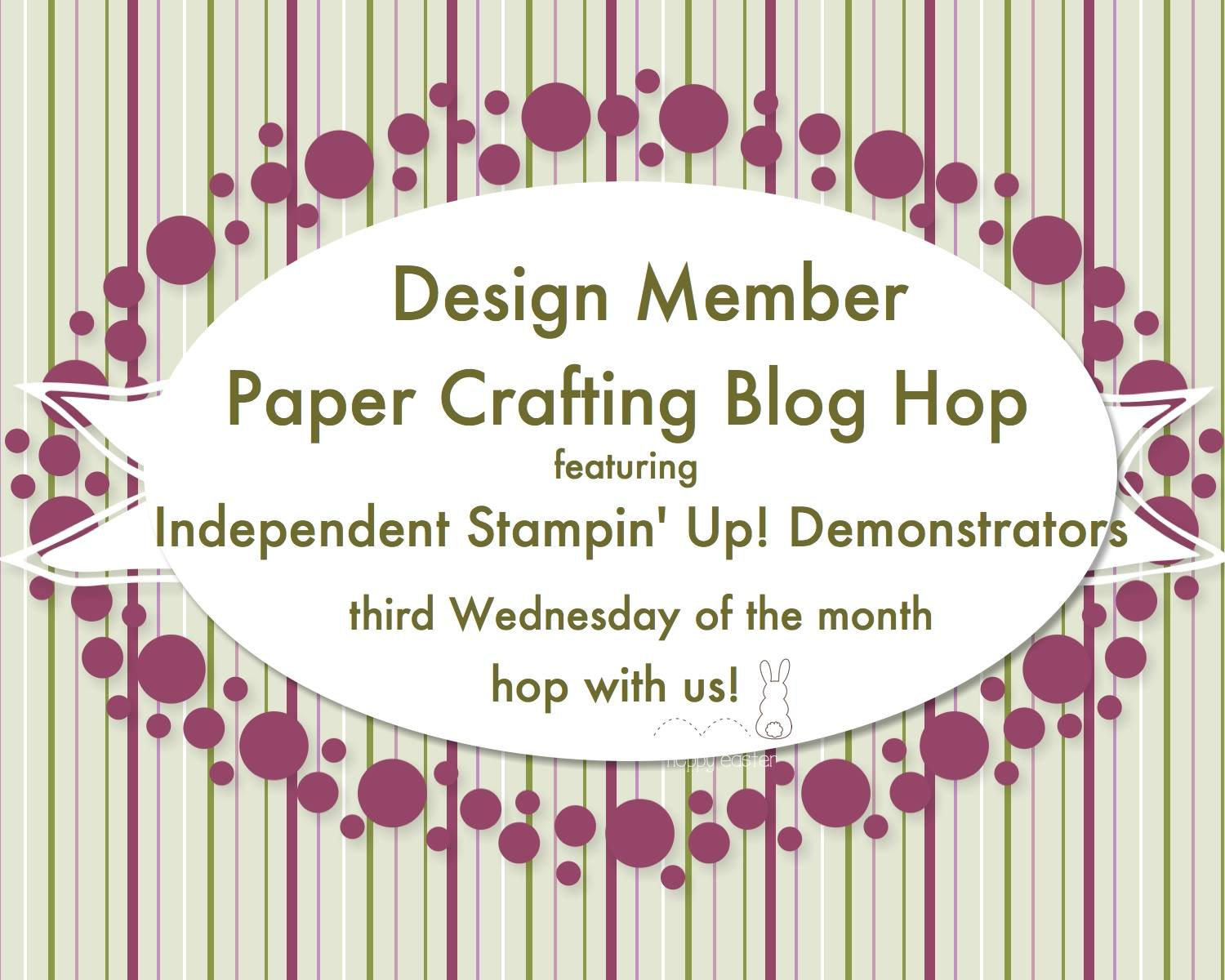 Paper Crafting Blog Hop Member