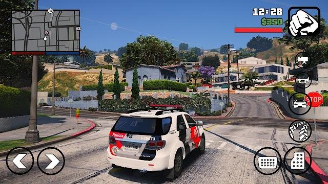 GTA POLICIA 24 HORAS SP