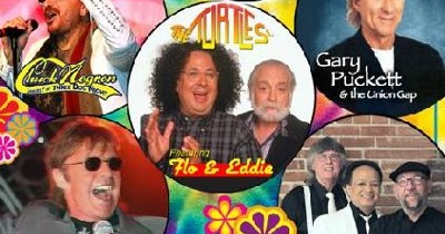 Happy Together Tour 2018 To Include Flo Amp Eddie Gary