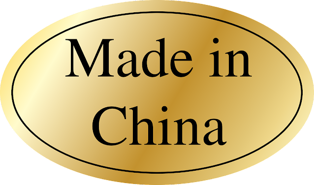 Made in China alt