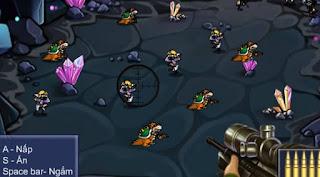 Thợ săn zombie hay