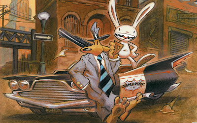 Sam & Max Hit the Road wallpaper