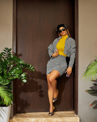 Toke Makinwa Vlogs featuring Lola Oj