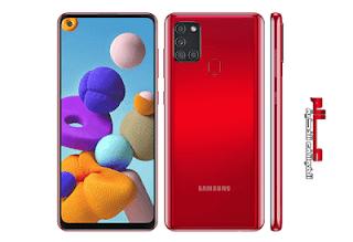 هاتف سامسونج جالاكسي Samsung Galaxy A21s