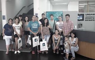 La Secretaría de Extensión Universitaria realizó durante 2015 una serie de visitas a las distintas sedes de San Martín donde se cursaron los terceros años (último año) del Plan FinES, para acercar a los estudiantes información sobre la oferta académica de la UNSAM y para orientar a todos los interesados sobre inscripción a carreras.