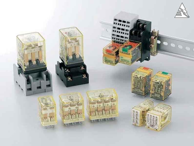 Rơ le trung gian (Relay) IDEC – Sản phẩm chất lượng đến từ Nhật Bản