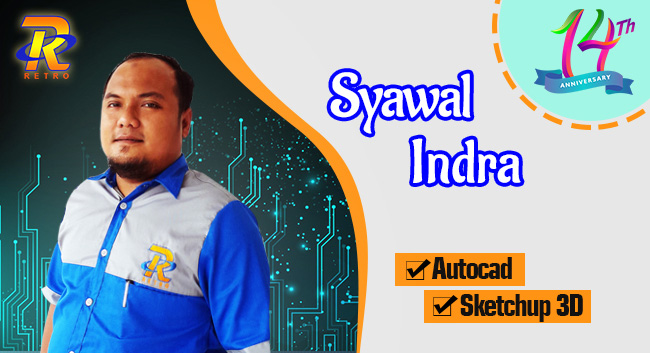 Instruktur Arsitektur -  Syawal Indra - Retro Komputer