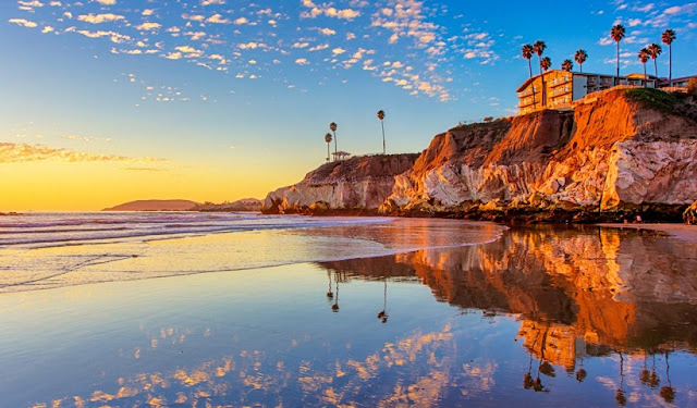 Nova opção de roteiro de praias de San Francisco à San Diego