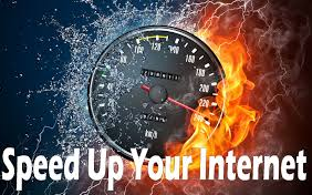 How to Speed up Internet connection  on Windows 10