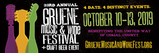 Gruene Music & Wine Fest- Kickoff Event at The Grapevine
