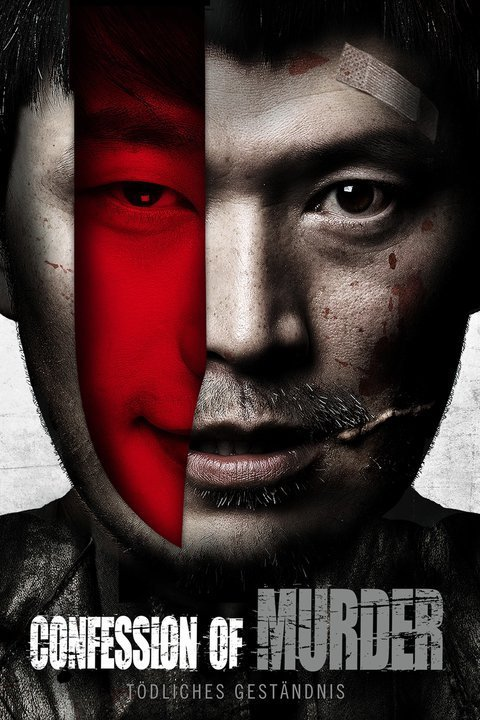 Confession of Murder 2012 720p BluRay Dual Audio Hindi Korean 600MB