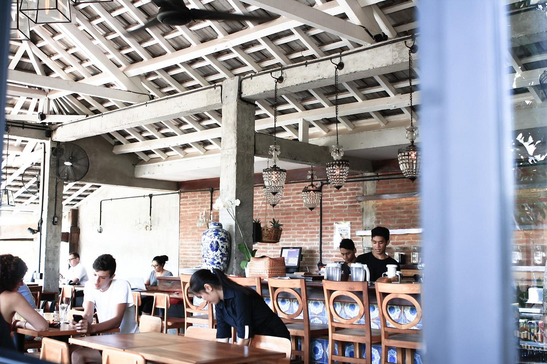 ubud restaurants: best healthy dining