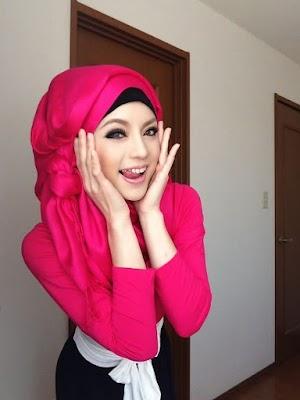 17+ Koleksi Gambar Hijab Modern Trendy Terkini 2018 Simple