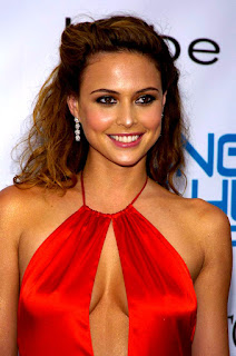 Josie Maran Hot Red Dress