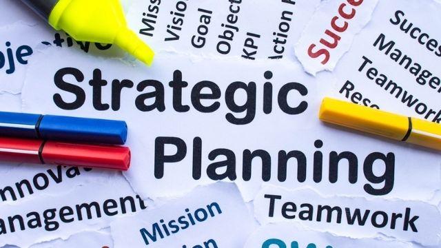 شهادة في التخطيط الاستراتيجي من منصة سديم
